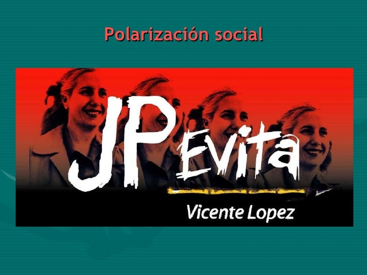 Polarización social