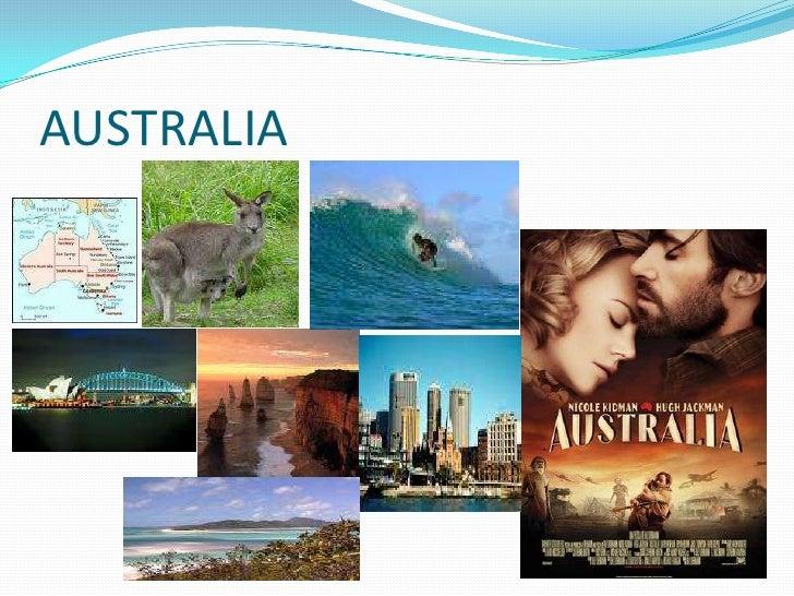 AUSTRALIA<br />