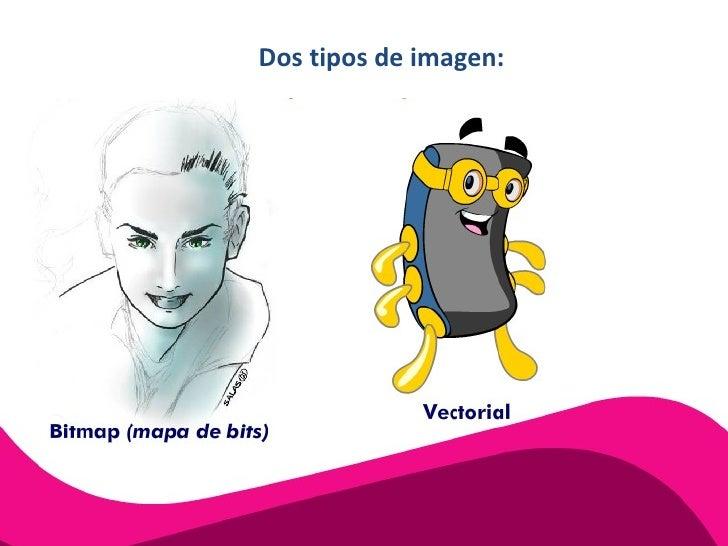 Dos tipos de imagen: