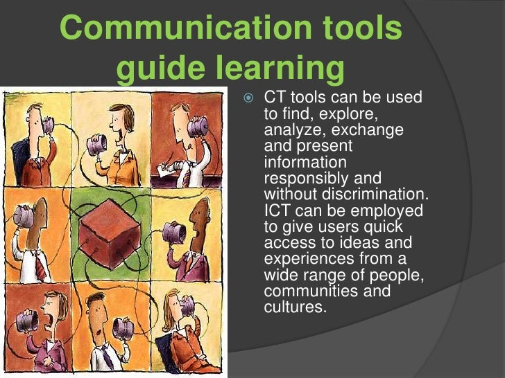 the use of information and communication Information and communication technology (ict) has had enormous effects on  the  and limitations of the use of ict, and propose key areas for future research.