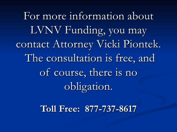 what is lvnv funding llc