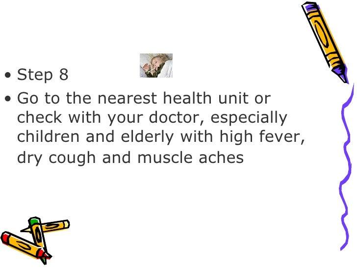 how to stop the swine flu
