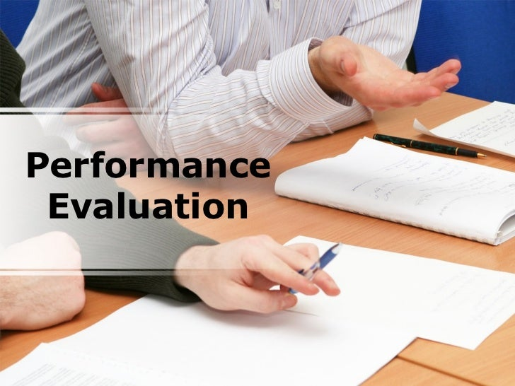 Performance Evaluation Powerpoint Ppt Content Modern Sample