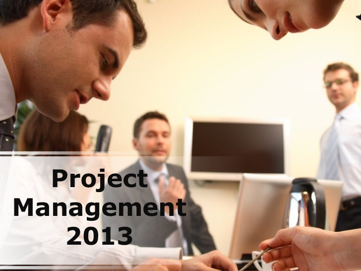 ProjectManagement   2013