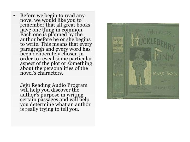 huckleberry finn chapter 1 summary Huckleberry finn, by mark twain, complete - complete summary of mark twain's the adventures of huckleberry finn enotes plot summaries cover all the.