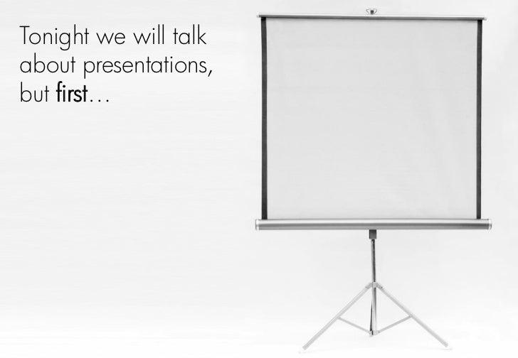Presentation lessons for entrepreneurs Slide 3