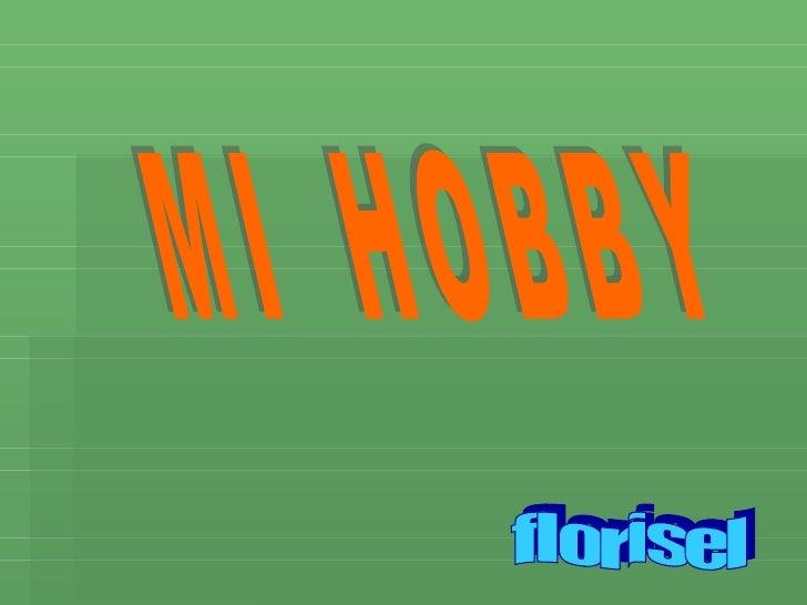 MI  HOBBY florisel