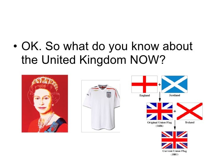 Quick facts about UK