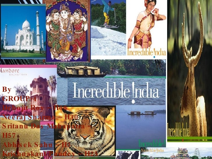 increadible india India is home to a rich and diverse wildlife including the bengal tiger, asiatic lion, one-horned rhinoceros, indian elephant, and many more get up-close with the wild, experience a different side.