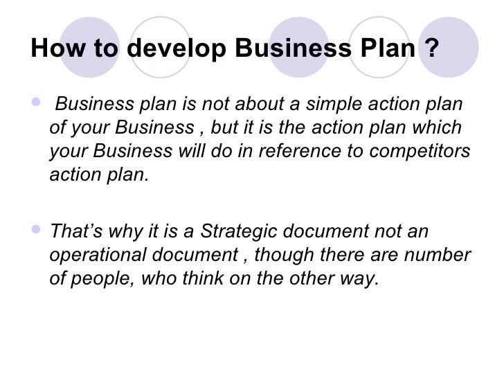 What Is the Way to Write a Strategy Document?