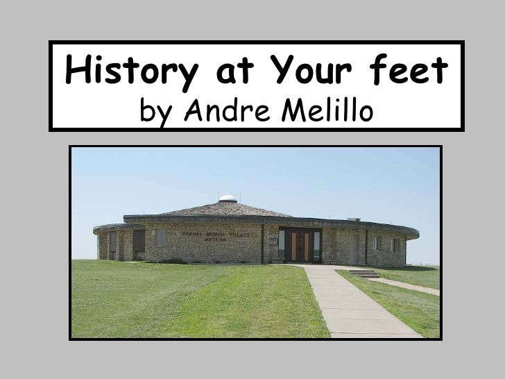 History at Your feet by Andre Melillo
