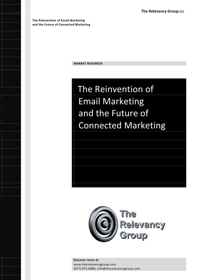 The Reinvention of Email Marketing