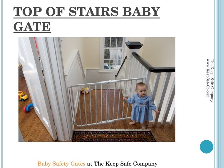 2 Top Of Stairs Baby Gate