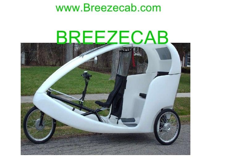 www.Breezecab.com BREEZECAB