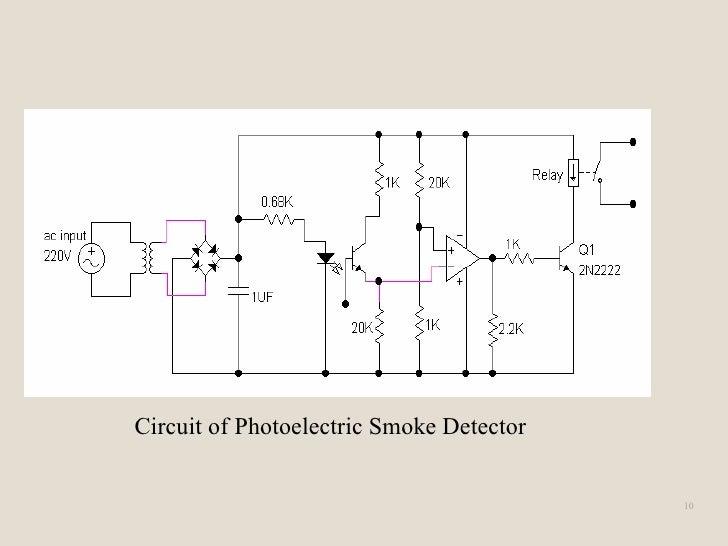 Simple Circuit Diagram Of Fire Alarm | Smoke Detectors Wiring Diagram Linked 17 4 Web Berei De