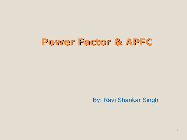 automatic power factor controller rh slideshare net 4 Pin Relay Wiring Diagram 5 Pin Relay Wiring Diagram