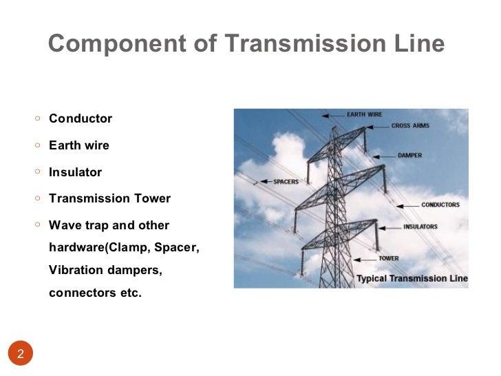 Electrical Transmission Line Design Pdf