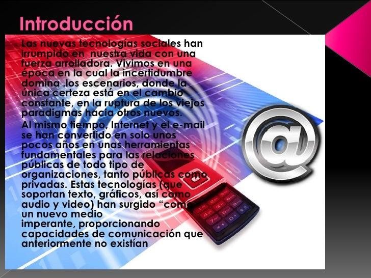 NUEVAS TECNOLOGIAS Slide 2