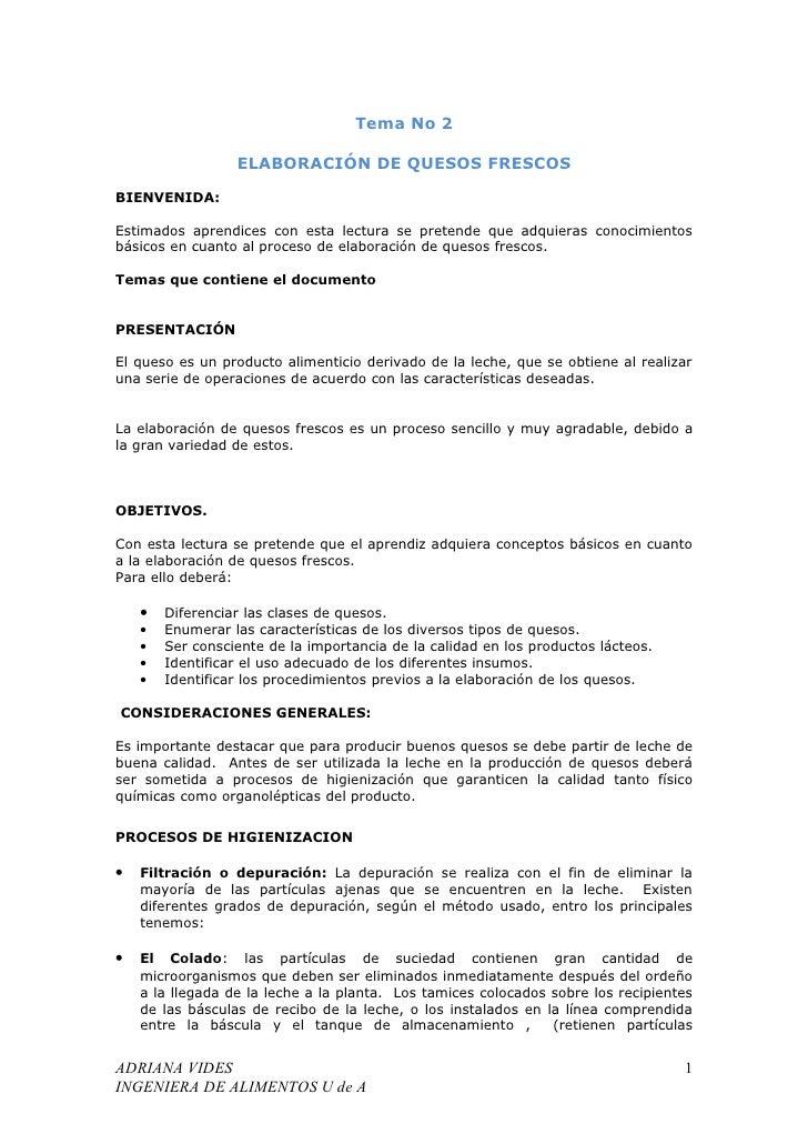 C:\Documents And Settings\Desktop5\Escritorio\Tema 2  Quesos Frescos