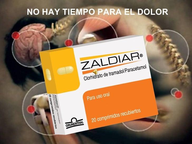 NO HAY TIEMPO PARA EL DOLOR