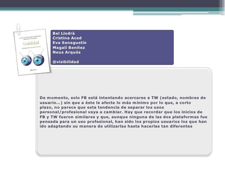 Bel Llodrà      Cristina Aced      Eva Sanagustín      Magalí Benítez      Neus Arqués       @visibilidad     De momento, ...