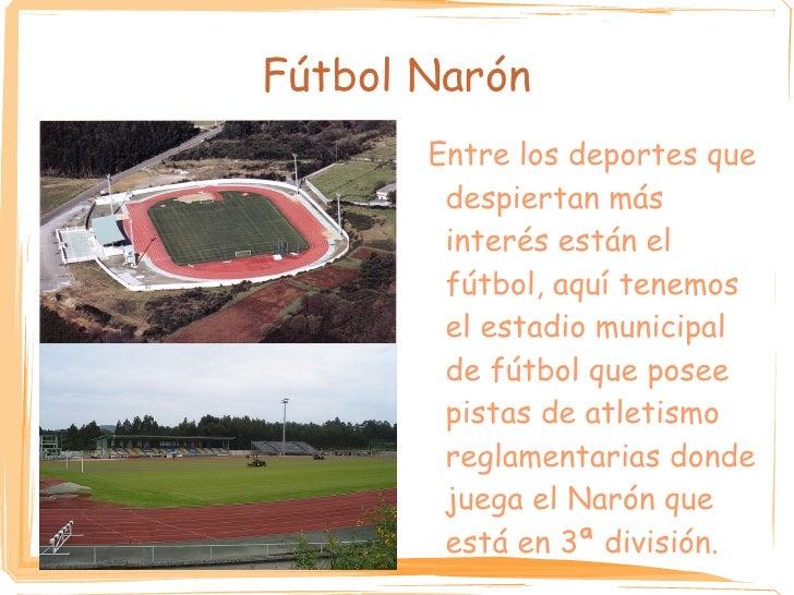 Naron for Piscina de naron