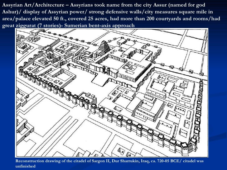 Ancient Mesopotamian Art And Architecture