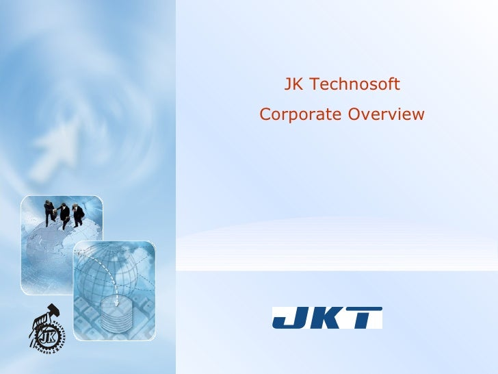 JK Technosoft Corporate Overview