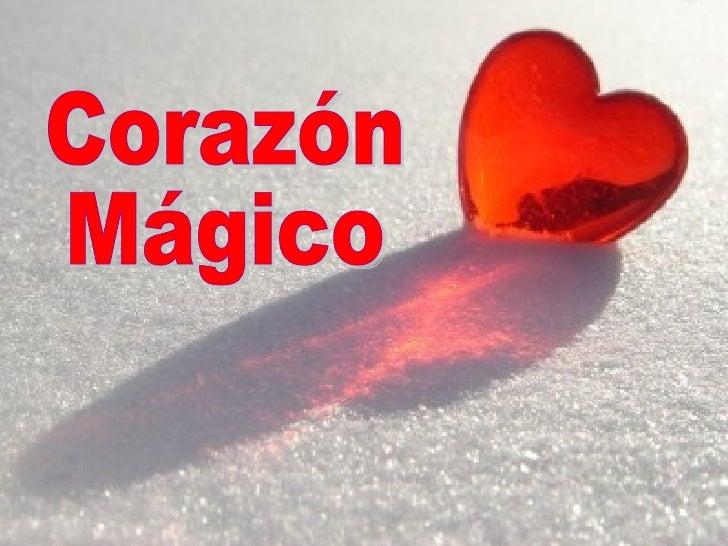 Corazón  Mágico