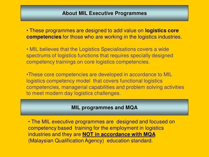 Tag: Logistics Resume Core Competencies