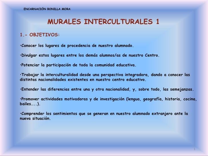 Murales Interculturales
