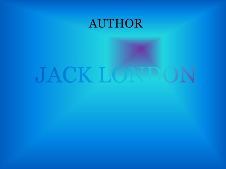 jack londons a wicked woman Jack london (1876-1916) jack london was born in san francisco to flora wellman, a young unmarried woman who had run away from her ohio family.