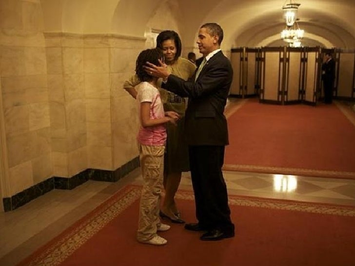 Obama and the White House