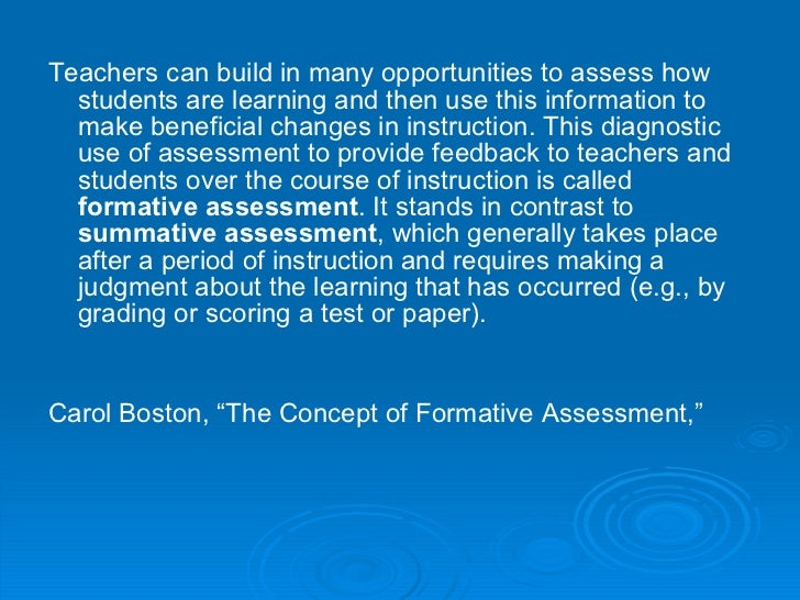 thesis formative assessment essay Apr 12 formative assessment for essay writing: this is where formative assessment comes in: have them identify important elements like the thesis.
