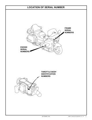 Goldwing 1800 Manual 2