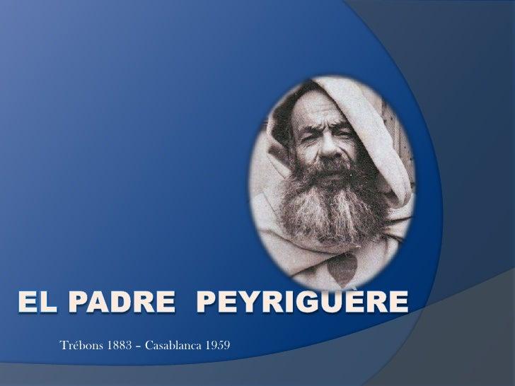 Padre Peyriguere Esp