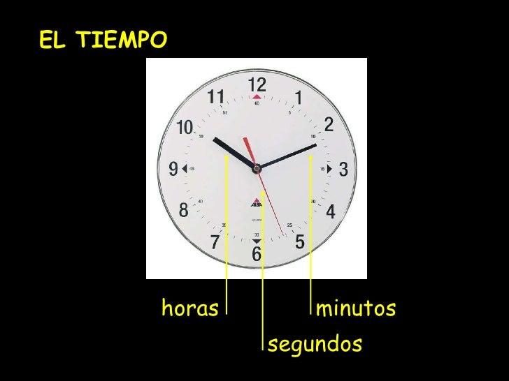 El tiempo cronologico - El tiempo en l arboc ...