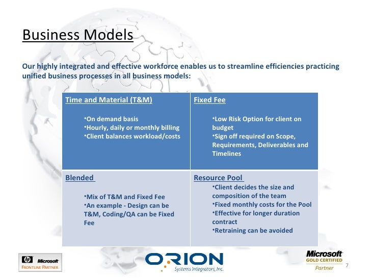 orion systems integrators signs partnership with Orion systems integrators presentation  and locations a microsoft gold certified partner and hp frontline partner, orion is.