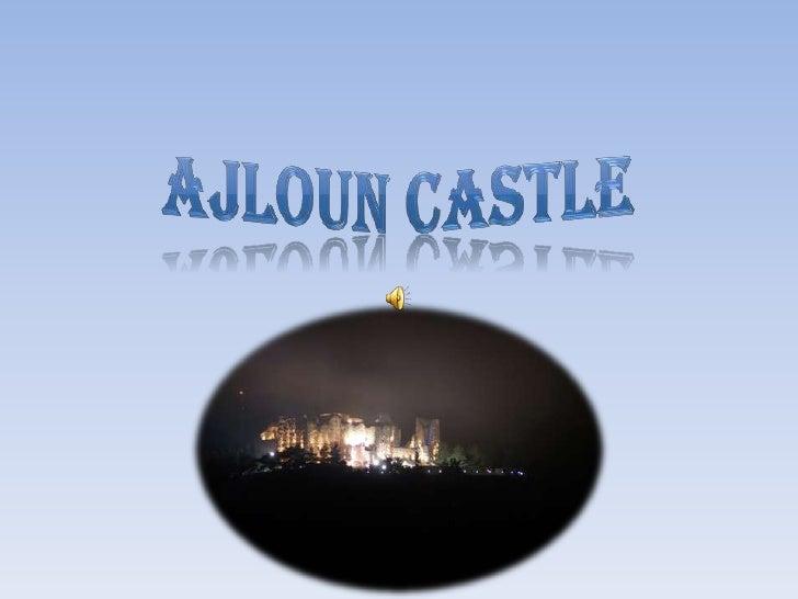 Ajloun Castle<br />