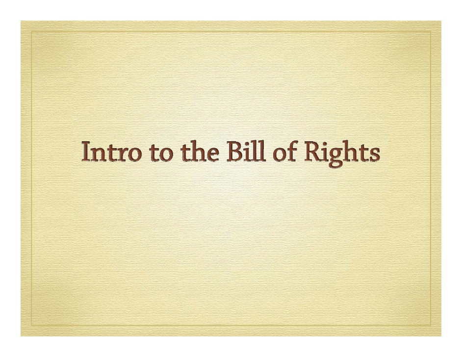 "• James Madison, who                   helped write the                   Constitution, drafted a                   ""Bill ..."