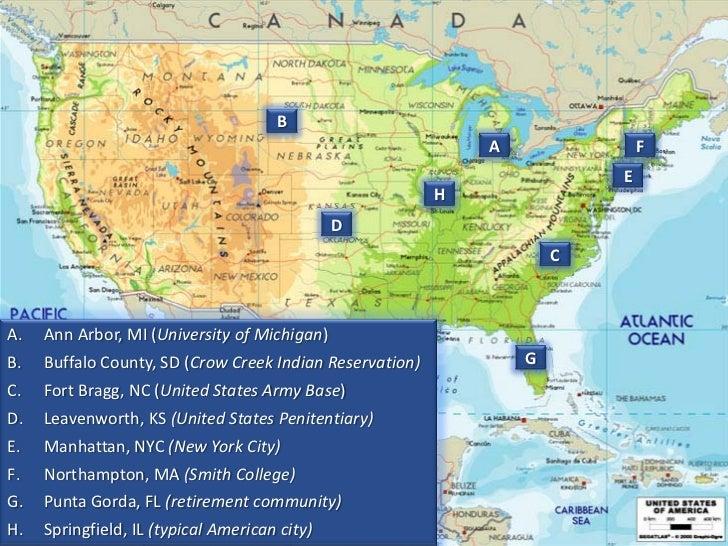 Pyramids In America Map.Understanding Population Pyramids
