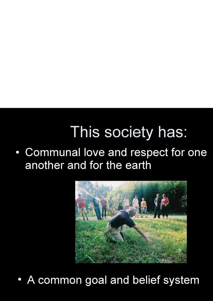how to build a utopian society