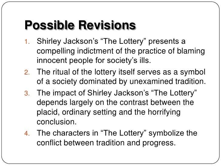 Essay the crucible Shirley Jackson author photo
