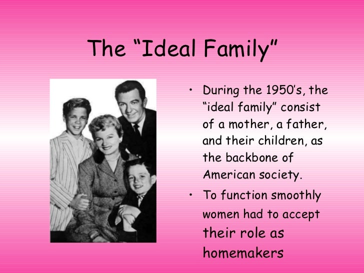 "womens changing roles 1950 1960 essay Gender roles within american marriage: are they really changing  best"" in the 1950s women were not satisfied returning to their roles as dominated by ."