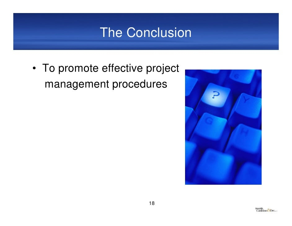 project management documentation Project completion if your documentation is up-to this chapter of project management is a derivative copy of project management by merrie barron and andrew.