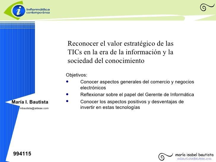 <ul><li>Objetivos:  </li></ul><ul><li>Conocer aspectos generales del comercio y negocios electrónicos  </li></ul><ul><li>R...