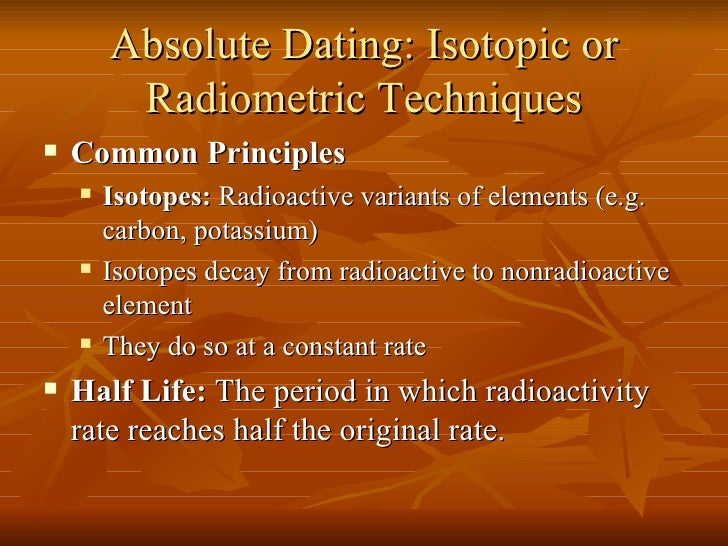 What are the strengths and limitations of relative age hookup and radiometric hookup