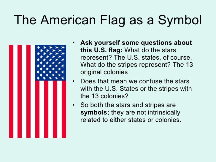 the meaning of the american flag to me