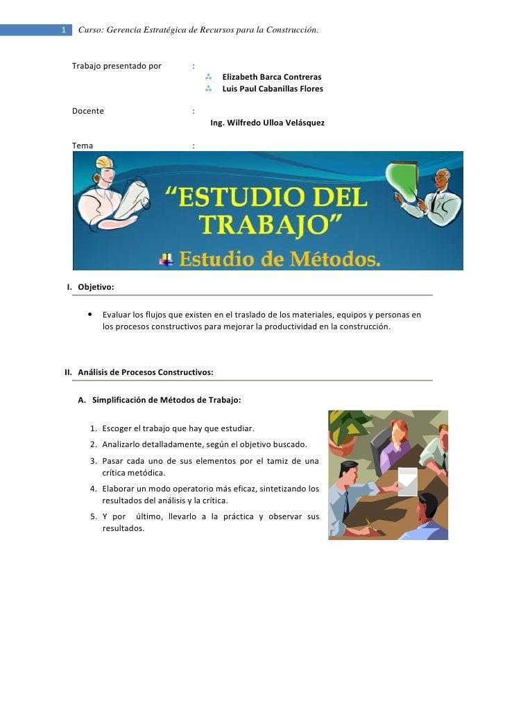 Trabajo presentado por:<br />Elizabeth Barca Contreras<br />Luis Paul Cabanillas Flores<br />Docente:<br />Ing. Wilfredo U...