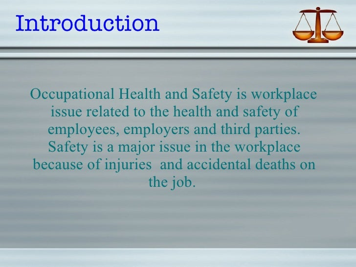 OHS (Occupational Health and Safety) Australia